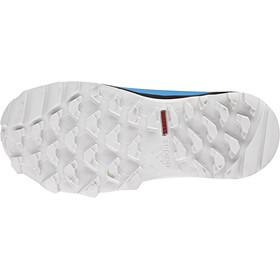 adidas TERREX Snow Climaproof Climawarm Zapatillas Corte Alto Niños, blue beauty/core black/hi-res orange